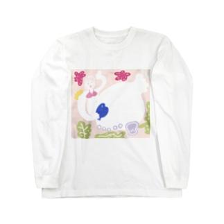 魚座 Long sleeve T-shirts