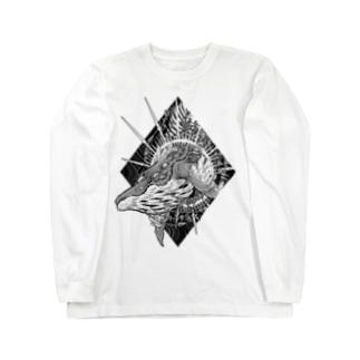 BLACKINK のCETUS Long sleeve T-shirts