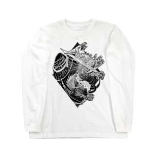 BLACKINK のGRIFFIN Long sleeve T-shirts