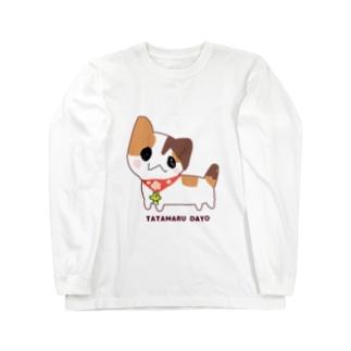 TATAMARU DAYO Long Sleeve T-Shirt