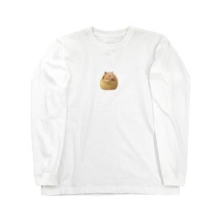 まったりぽち Long sleeve T-shirts