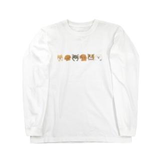 オンリーわん Long sleeve T-shirts