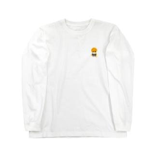 ボクセル勇者 Long sleeve T-shirts