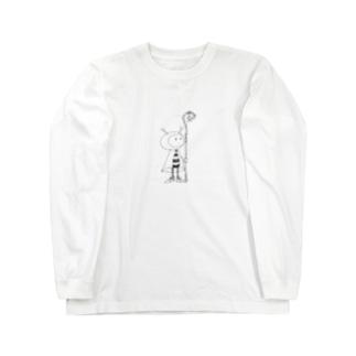 まっちゃん Long sleeve T-shirts