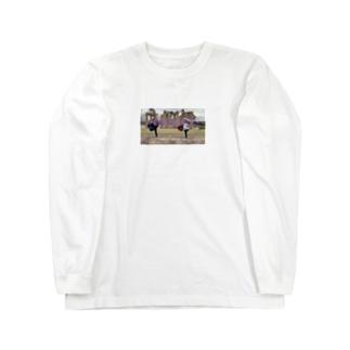 ファンキーT Long sleeve T-shirts