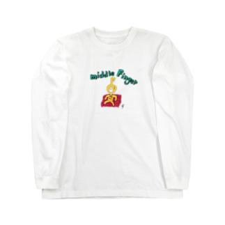 Naka Yubi Long sleeve T-shirts