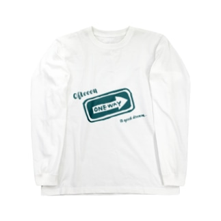 オヤスミナサイ Long sleeve T-shirts
