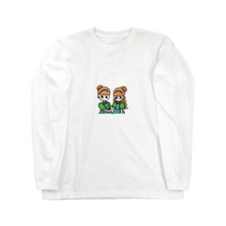 鉛筆ちゃん Long Sleeve T-Shirt