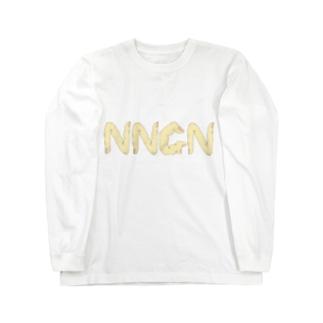 NNGN指 Long sleeve T-shirts