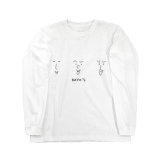 だよズ Long sleeve T-shirts