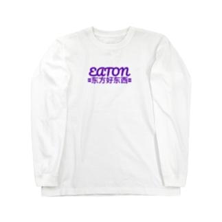 EATON Long sleeve T-shirts