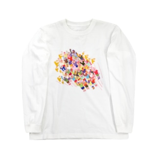 jikosyutyou Long sleeve T-shirts