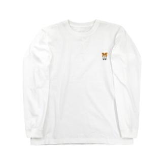 名も無いサクくん Long sleeve T-shirts