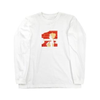 サ女子 〜サ室time〜 Long Sleeve T-Shirt