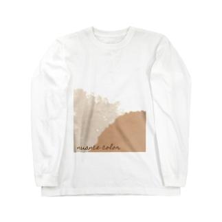 nuance Long Sleeve T-Shirt