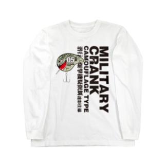 ミリタリークランク迷彩仕様 Long Sleeve T-Shirt