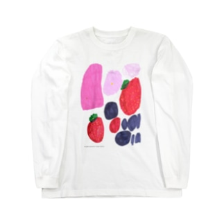 berry / yoriko yamamoto Long sleeve T-shirts