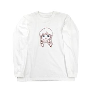 若草ちゃん Long sleeve T-shirts