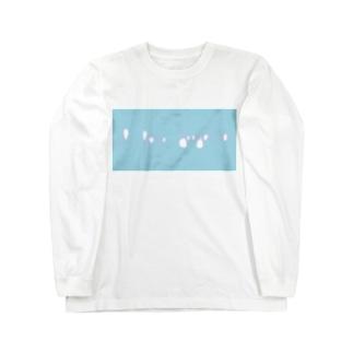 i love yaeyama Long sleeve T-shirts