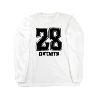 28cm-2 Long sleeve T-shirts