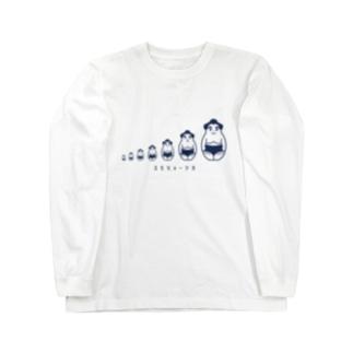 スモリョーシカ Long sleeve T-shirts