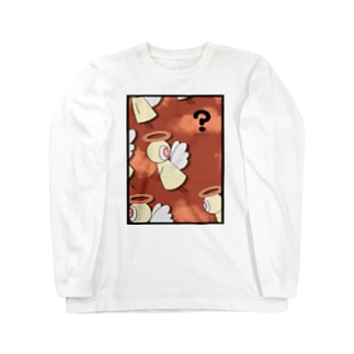 ?  悪魔シリーズ小天使 Long sleeve T-shirts