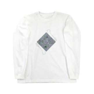 記憶の中の植物園 Long sleeve T-shirts
