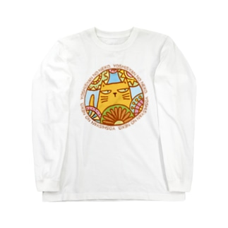 よししゃんのねこ Long sleeve T-shirts