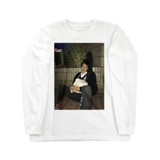 KOBAYASHI-MELTDOWN Long sleeve T-shirts