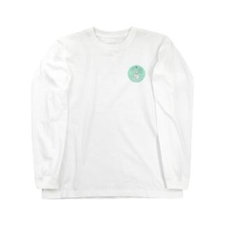 369-cat ロゴマーク Long sleeve T-shirts