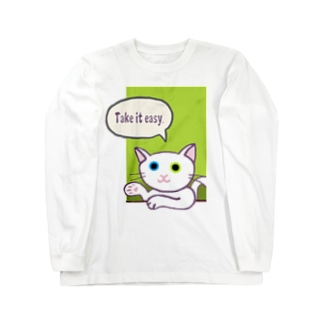 Take it easy Long sleeve T-shirts