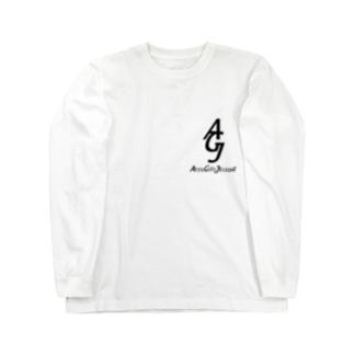 アグジェイ Long sleeve T-shirts