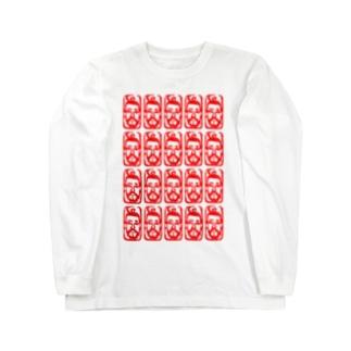 THE MAJIO Long sleeve T-shirts