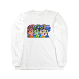 アイドルKUSH Long Sleeve T-Shirt