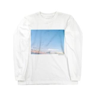 sky Long sleeve T-shirts