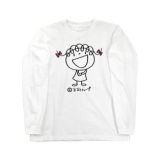 くるリボン まっいっかーロンT Long sleeve T-shirts