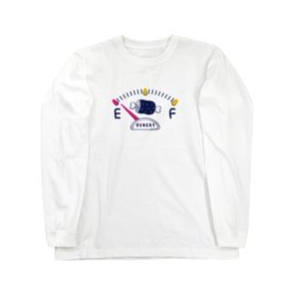 CT141 Hungry gauge Long sleeve T-shirts