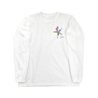 ありのまま Long sleeve T-shirts