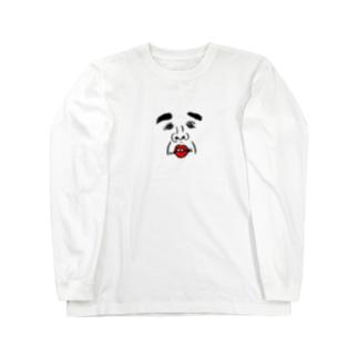 クソコラくん Long sleeve T-shirts
