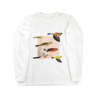 FLYING ATORI  Long sleeve T-shirts