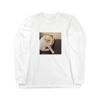 食パンニャン Long Sleeve T-Shirt