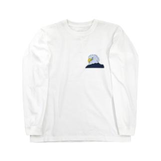 わしのわし? Long sleeve T-shirts