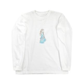 THE 清楚 Long sleeve T-shirts