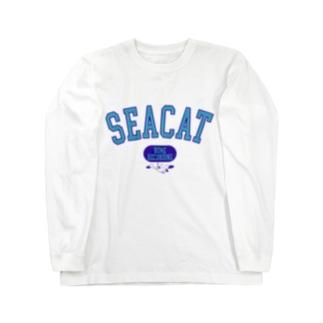 SeaCatmusicカレッジvol.1 Long sleeve T-shirts