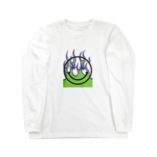 ファイヤース麻イル Long Sleeve T-Shirt