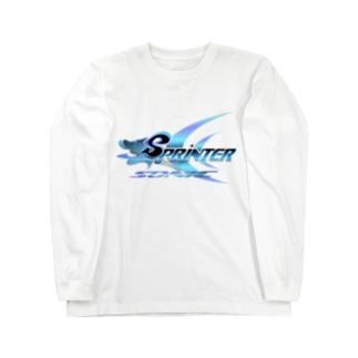 スプリンター:sonic-BD1 Long sleeve T-shirts