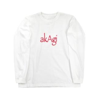 akAgi_A Long sleeve T-shirts