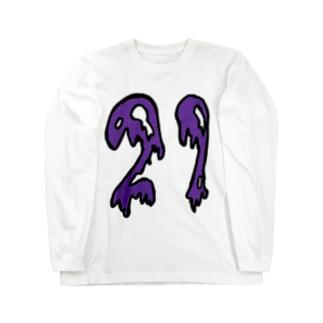 21 Long sleeve T-shirts