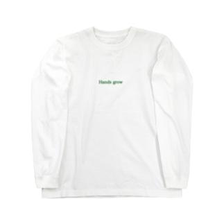 手。 Long sleeve T-shirts