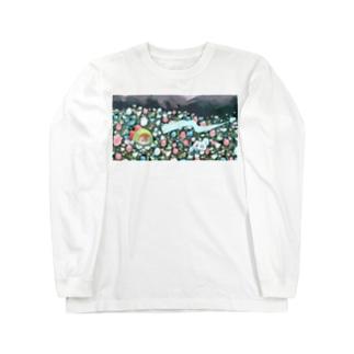 きみの、ぼくらの、 Long sleeve T-shirts